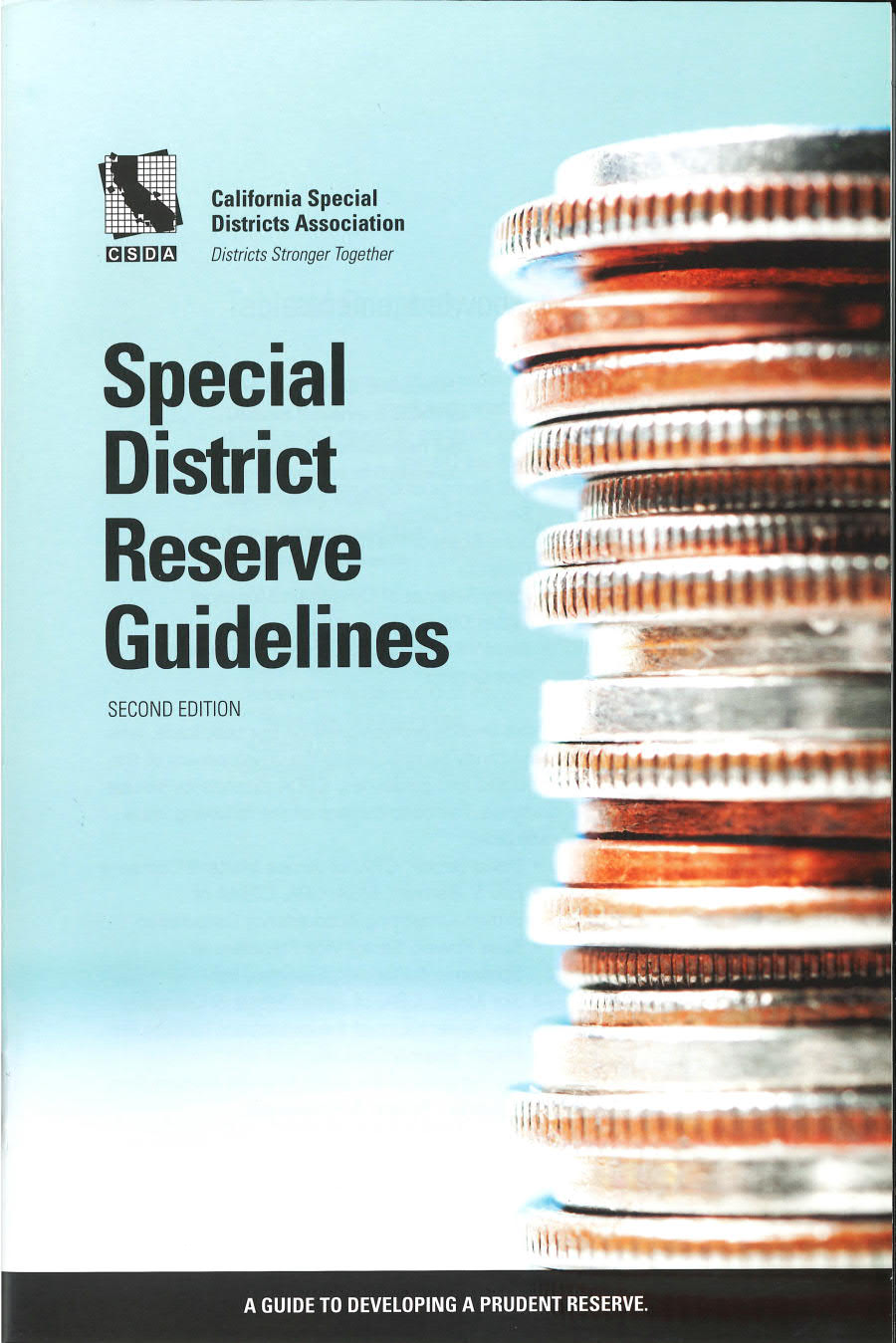 Special District Reserve Guidelines, Second Edition